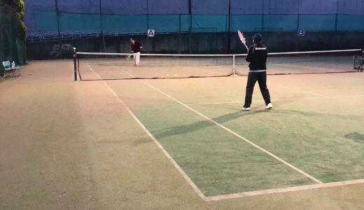 八王子テニススクール・ハイパー練習会